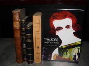 L'édition 2014 du Philidor aux côtés de ses illustres ancêtres